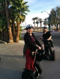 Las Vegas Segway Tour: Fremont Street Experience