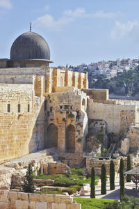 Jerusalem Three Religions Holy City Walking Tour