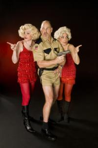 Marriage Can Be Murder: A Comedy Murder Mystery Dinner Show at the D Las Vegas