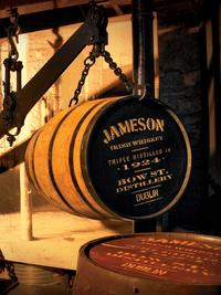 Old Jameson Distillery Whiskey Tour in Dublin