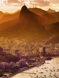 Christ Redeemer Statue with Optional Sugar Loaf Mountain Sunset Tour