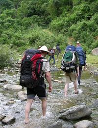 Private 2-Day Trekking Tour: Mai Chau to Pu Luong from Hanoi with Homestay
