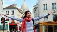 Montmartre: In the Footsteps of Amlie Tour with a Snack