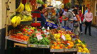 Local market visit and dining experience at a Cesarina´s home in Positano