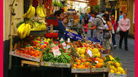 Local market visit and dining experience at a Cesarina´s home in Sorrento