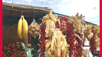 Local market visit and private cooking class at a Cesarina´s home in Sorre