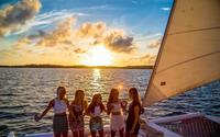 Bermuda Sunset Cocktail Cruise