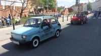 Must-See Self-Drive Tour in Warsaw