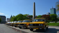 Warsaw Airport Private Arrival Transfer by Retro Fiat