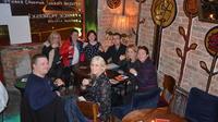 Warsaw Vodka Night Tour by Retro Fiat