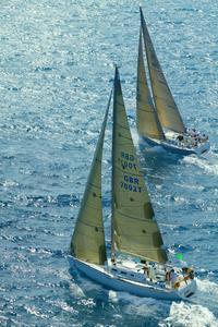 Antigua Shore Excursion: Yacht Racing