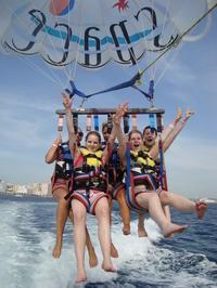 Ibiza Parasailing Experience