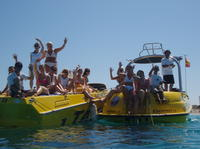 Ibiza Yacht or Speedboat Experience