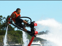 San Antonio Bay Flyboard Verleih in Ibiza
