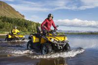 1 Hour 'Mountain Safari' ATV Quad Adventure from Reykjavik
