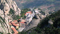 Montserrat Abbey and the Salnitre's Caverns: Small Group Tour from Barcelona