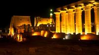 Luxor Temple by Night*