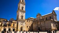 Lecce Walking Tour with Papier-Mâché Workshop