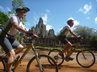 Angkor Temples Bike Tour from Siem Reap*