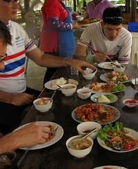 Back Roads Biking Tour from Bangkok