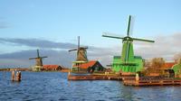 Zaanse Schans Half-Day Trip from Amsterdam Plus ADAM Lookout