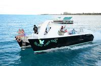 Day Cruise from Providenciales Including Snorkeling and BBQ Lunch