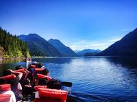 Salmon Run Canoe Adventure