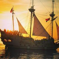 Grand Cayman Sunset Cruise by Pirate Ship