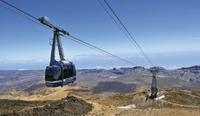 Teide Independent Trip including Shuttle Bus and Cable Car Tickets*