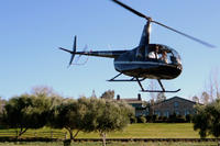 Private Tour: San Diego Helicopter Flight to Temecula Winery