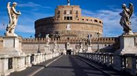 Castel Sant Angelo and San Peters Square
