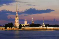 Small-Group St Petersburg City Highlights Tour Including Peter and Paul Fortress and Church of the Savior on Spilled Blood