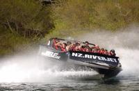 Tutukau Gorge Jet Boat Ride and The Squeeze