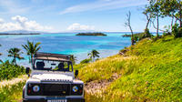 Bora Bora 4WD Tour, Lunch at Bloody Mary's and Shark and Stingray Snorkel Cruise