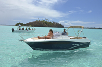 Private Bora Bora Lagoon Snorkel Cruise*