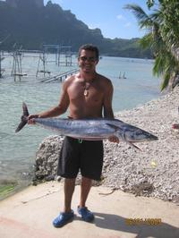 Private Tour: Bora Bora Lagoon or Deep Sea Fishing
