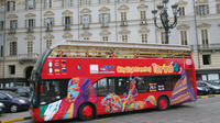 Turin City Hop-on Hop-off Tour*