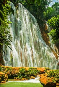 Samana Day Trip: El Limon Waterfall and Cayo Levantado from Punta Cana