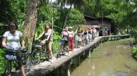 Backstreets of Bangkok Bicycle Tour