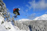 Banff Tri-Area Ski Pass: Sunshine Village