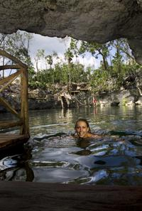 Cancun Zipline, ATV and Cenote Swim Adventure at Selvatica