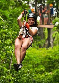 Playa del Carmen Combo Tour at Selvatica: ATV and Zipline with Cenote Swim