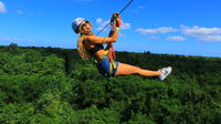 Playa del Carmen Combo Tour at Selvatica: ATV and Zipline with Cenote Swim