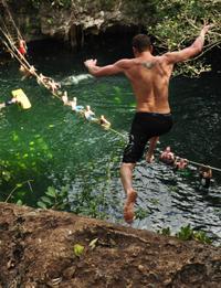 Zipline Canopy Tour from Playa del Carmen