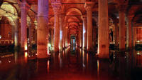 The Best of Istanbul Skip the Line Hagia Sophia Basilica Cistern and Blue Mosque