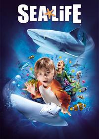 SEA LIFE Charlotte Concord Aquarium Admission
