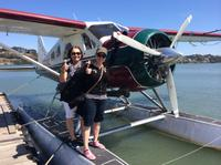 Explore Marin County: Private Sausalito, Muir Woods and Seaplane Tour from San Francisco