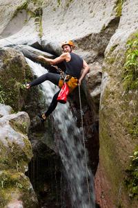 Small-Group Serra de Tramuntana Canyoning Experience in Mallorca