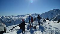 Snow Hiking in The Andes from Santiago