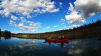 Arctic Day: Yukon River Canoeing Tour